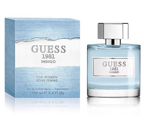 Guess 1981 Indigo for Women