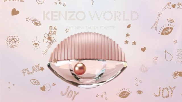 Kenzo World Eau de Toilette Banner