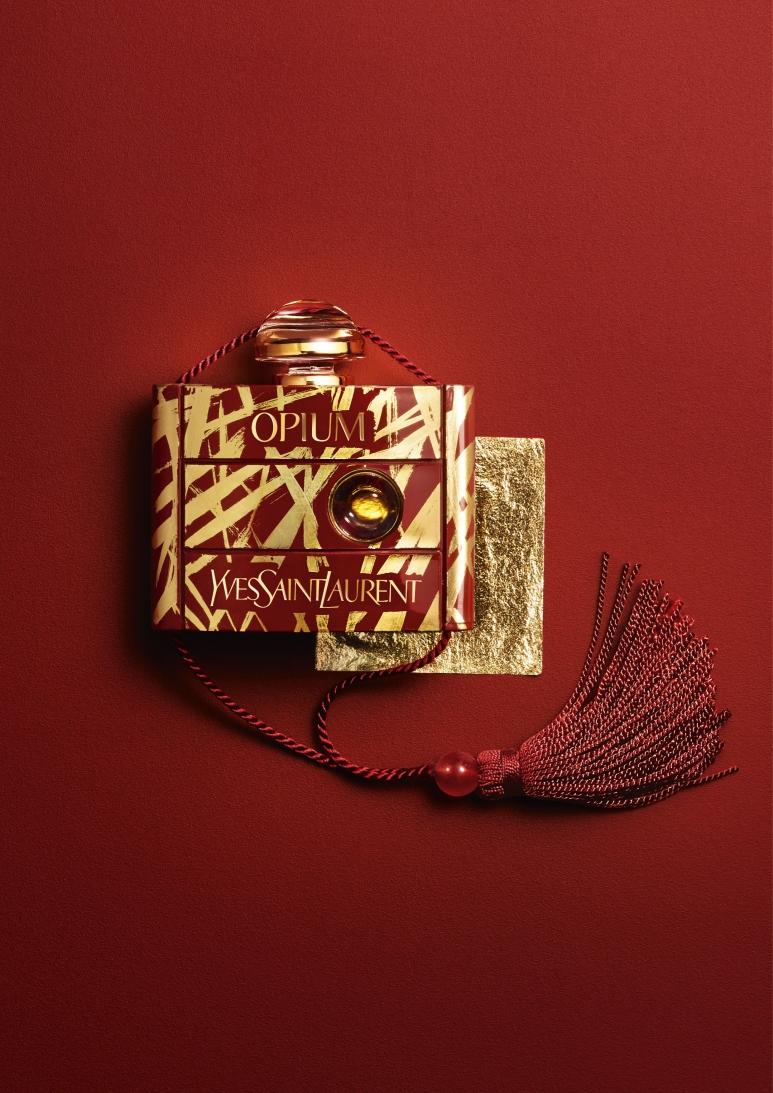 YSL Opium Extrait de Parfum 40th Anniversary Edition