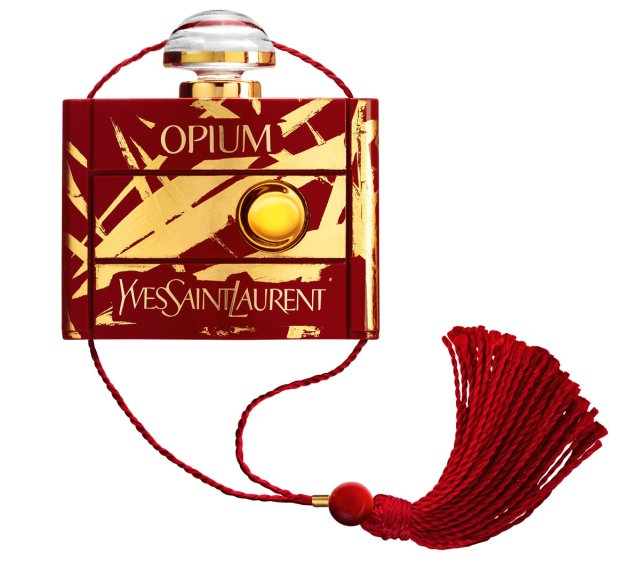 YVES SAINT LAURENT OPIUM EXTRAIT DE PARFUM 40TH ANNIVERSARY EDITION