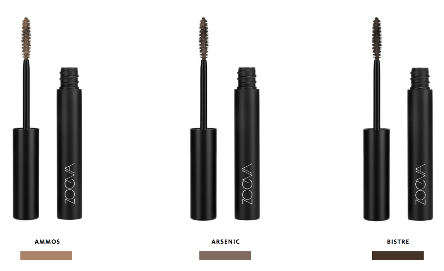 6f963f35441 New Zoeva Brow Collection – Yakymour
