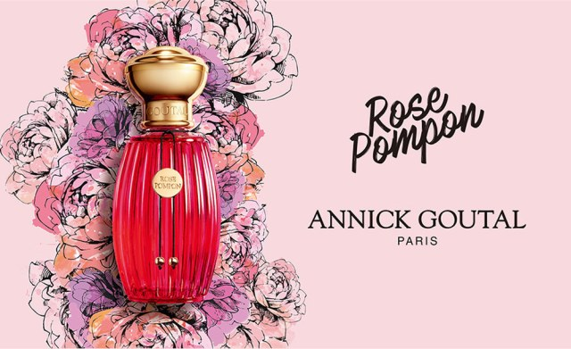 Annick Goutal Rose Pompon Eau de Parfum Visual