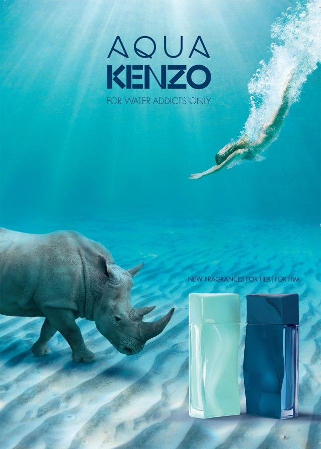 Aqua Kenzo Banner