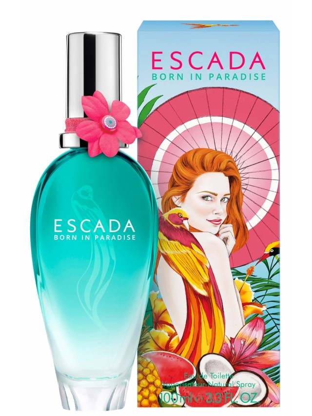 Escada Born in Paradise Flacon