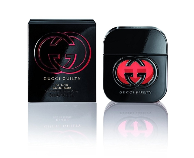 Gucci Guilty Black for Women Flacon Box
