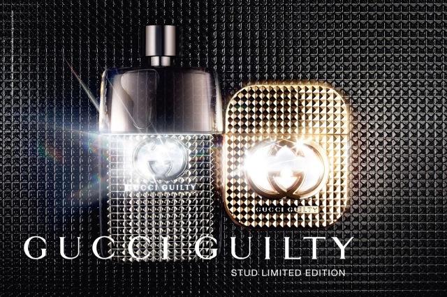 Gucci Guilty Studs Pour Homme Pour Femme Bottle Banner.jpg