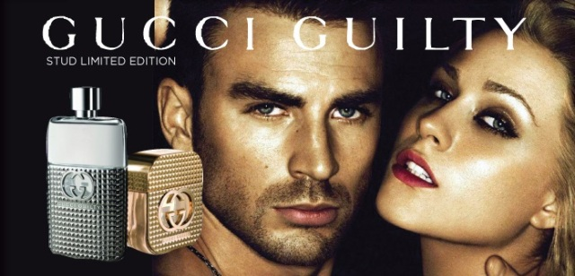 Gucci Guilty Studs Pour Homme Pour Femme Bottle Visual