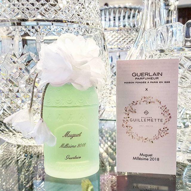 Guerlain Muguet Millésime Maison Guillemette 2018 Bottle