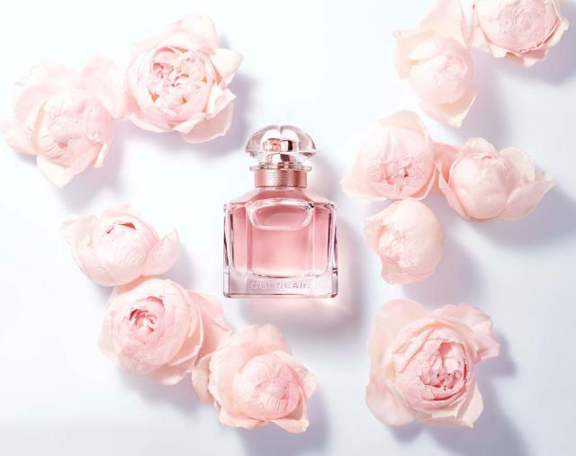 Mon Guerlain Eau de Parfum Florale Flacon Banner 1