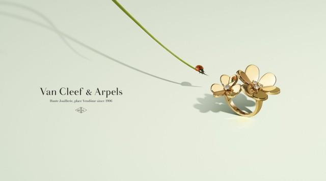 Van Cleef & Arpels Frivole Banner 1