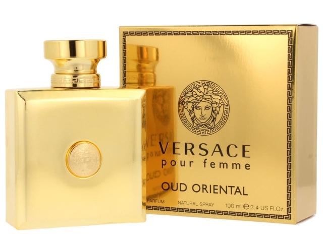 Versace Pour Femme Oud Oriental Flacon