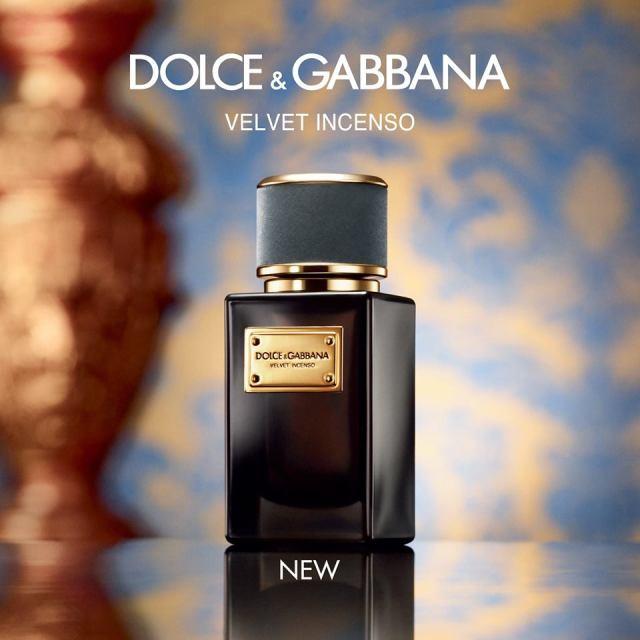 Dolce & Gabbana Velvet Incenso Flacon