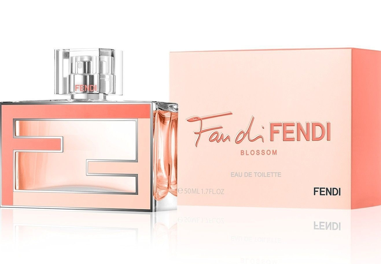 Fendi Fan di Fendi Blossom Flacon