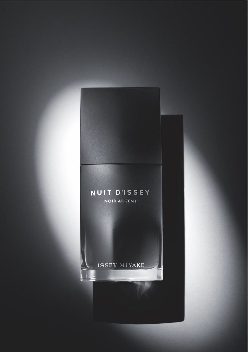 Issey Miyake Nuit D_Issey Noir Argent Flacon