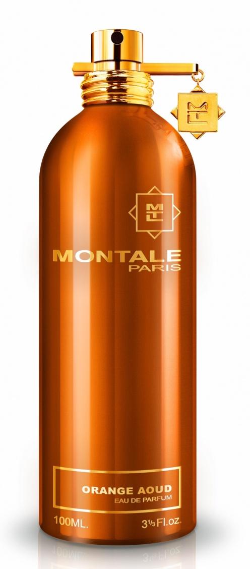 Montale Aoud Orange Flacon.