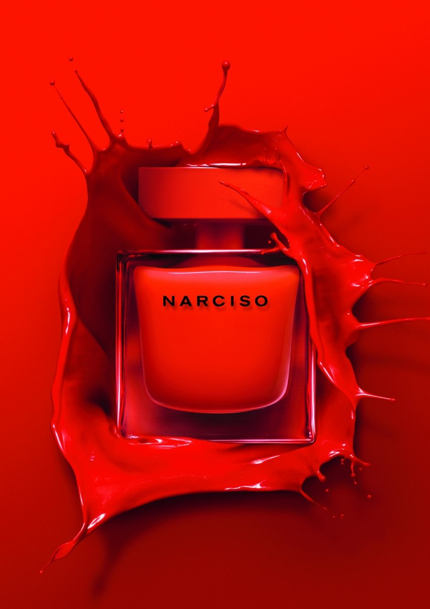 Narciso Rodriguez Narciso Rouge Banner2