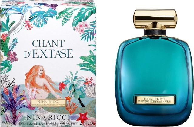 Nina Ricci Chant d_Extase Flacon Box