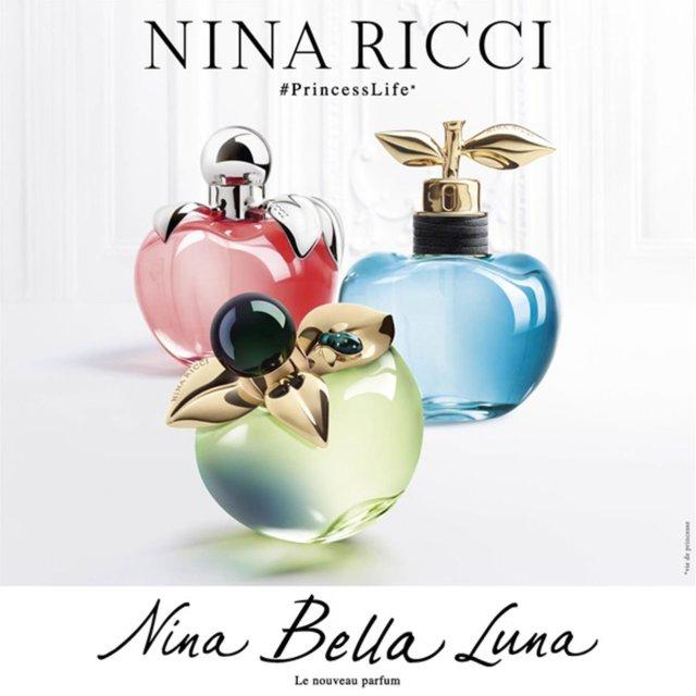 Nina Ricci Les Belles De Nina Collection Banner II