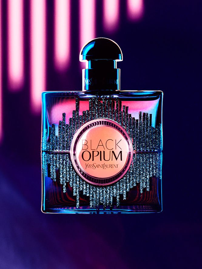 Yves Saint Laurent Black Opium Sound Illusion Perfume2