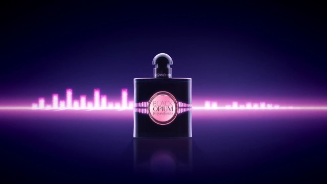 Yves Saint Laurent Black Opium Sound Illusion Video