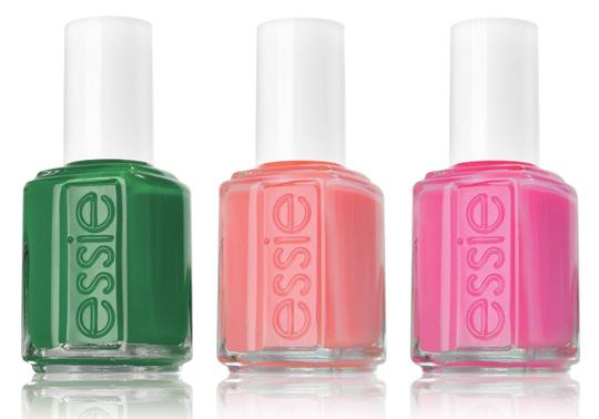 Essie Summer 2010 Collection1