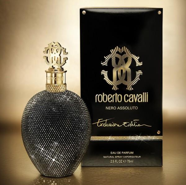 Roberto Cavalli Nero Assoluto Exclusive Edition Banner