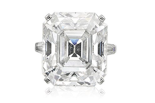 The 'Pohl' Diamond by Cartier