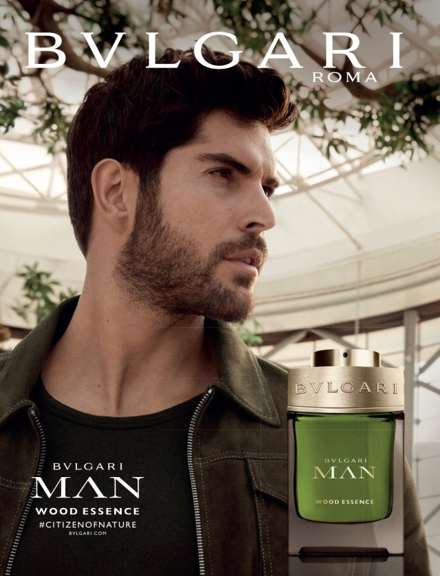 Bvlgari Man Wood Essence Banner