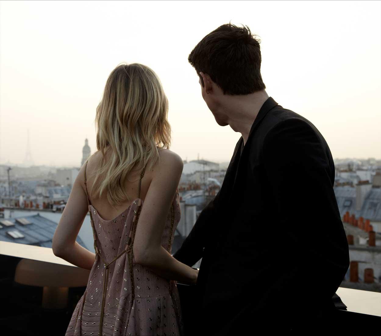 Chloe Love Story Eau Sensuelle The Movie