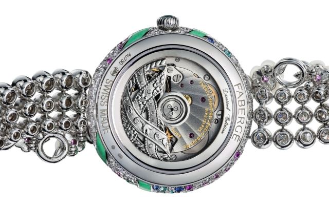 Fabergé-Summer-in-Provence-Multi-coloured-Sapphire-Watch-back