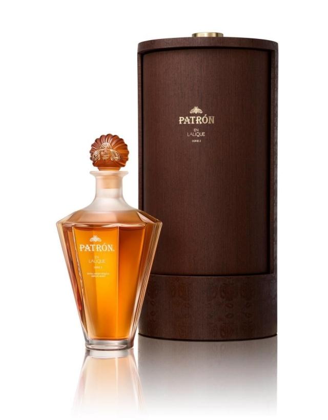 Patrón Tequila in LALIQUE Serie 2