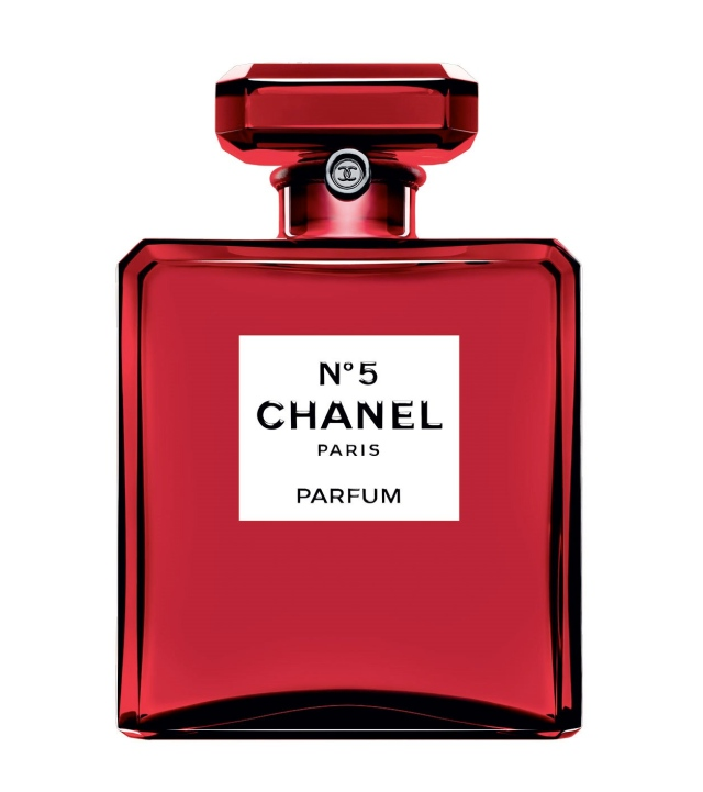 Chanel-No.5-Parfum-Baccarat-Red-Edition