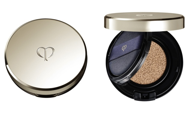 Clé-de-Peau-Beauté-Radiant-Cushion-Foundation-Closed-Open