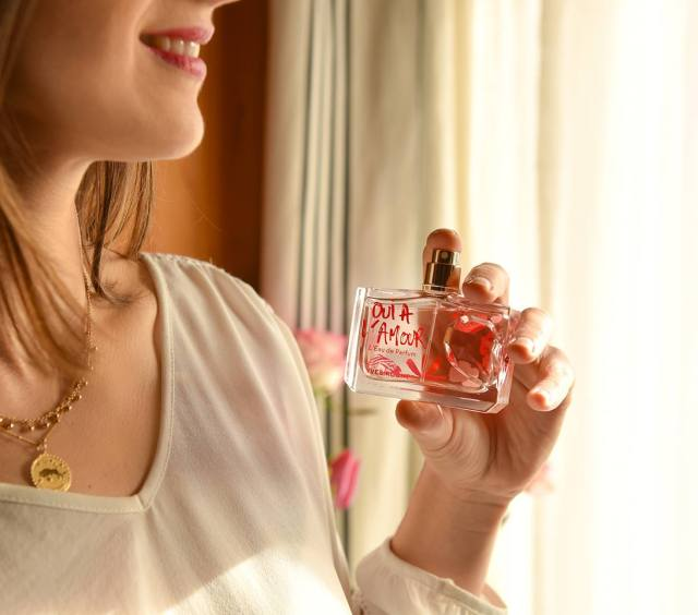 3b3d8af2 Say yes to love, Yves Rocher Oui a L'Amour L'Eau de Parfum