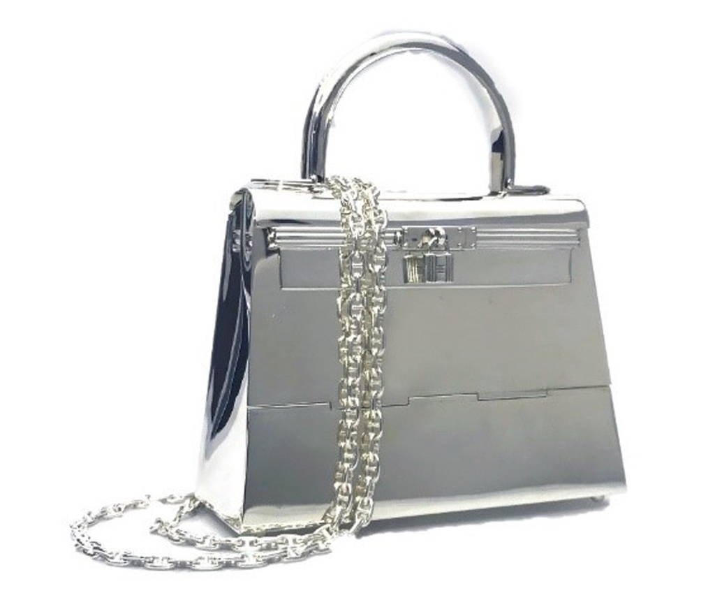 hermes-silver-mini-kelly-bag