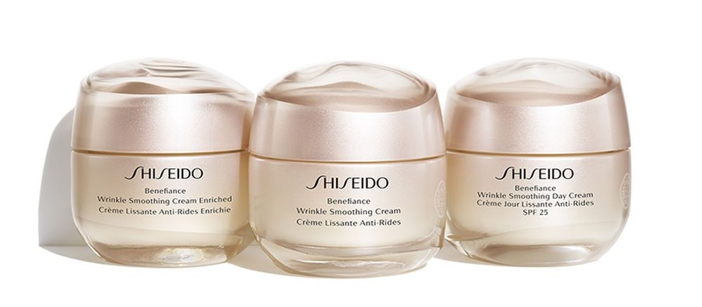 Shiseido-Benefiance-Wrinkle-Smoothing-Collection