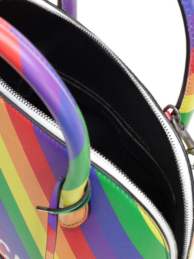 Balenciaga Rainbow Ville Top Handle Bag-04