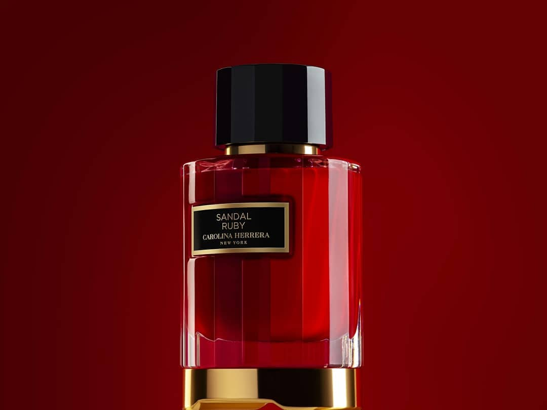 Carolina-Herrera-Sandal-Ruby-Perfume-Flacon
