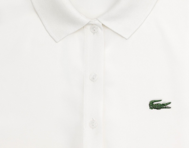 Lacoste-Maisons-Francaises-80th-Anniversary-Collection-Boucheron-Brooch-Green-Polo
