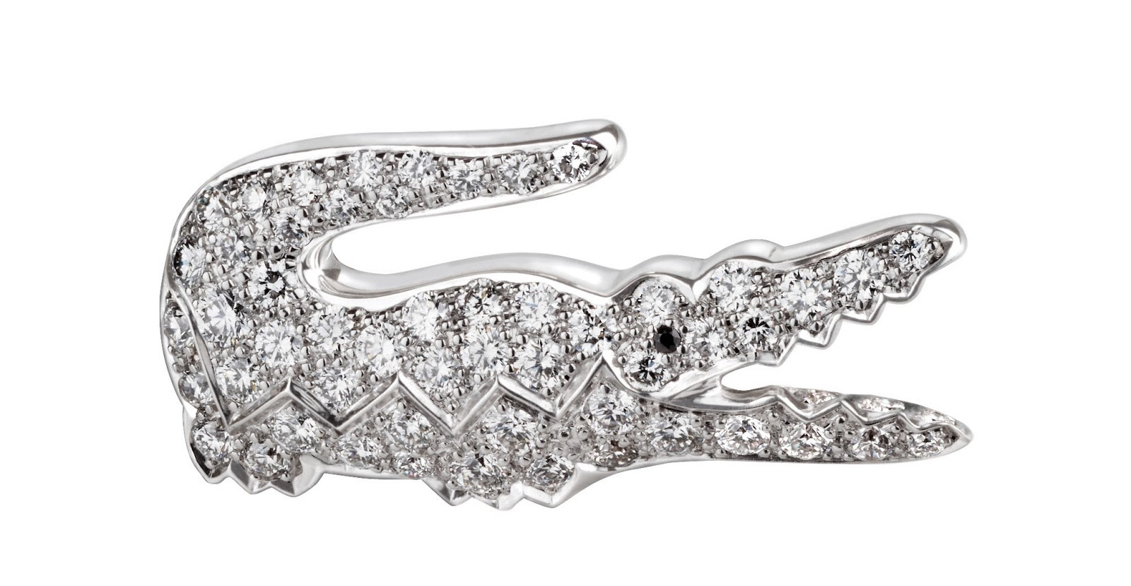 Lacoste-Maisons-Francaises-80th-Anniversary-Collection-Boucheron-Brooch-White