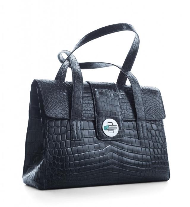 Tiffany-Co-Manhattan-satchel-in-glazed-crocodile