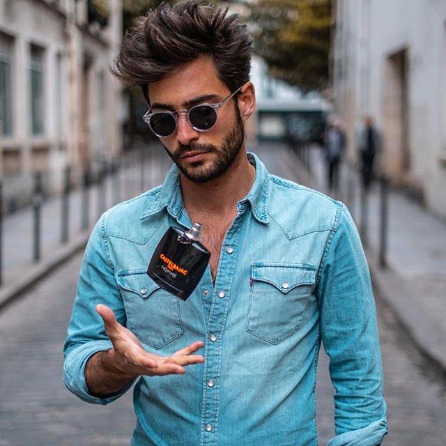 J.C-de-Castelbajac-Homme-Model