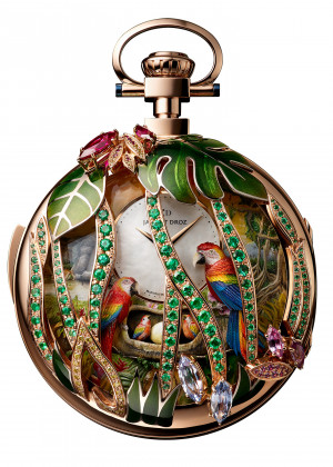 Jaquet-Droz-Parrot-Repeater-Pocket-Watch