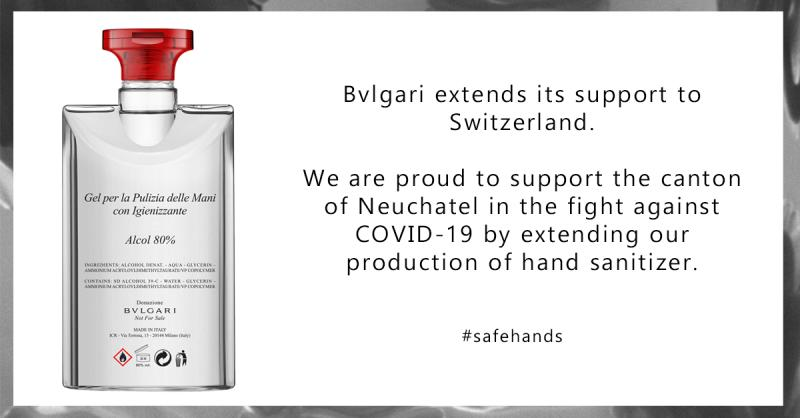 Bvlgari-donating-tens-of-thousands-bottles-of-hydroalcoholic-sanitising-gel-Switzerland