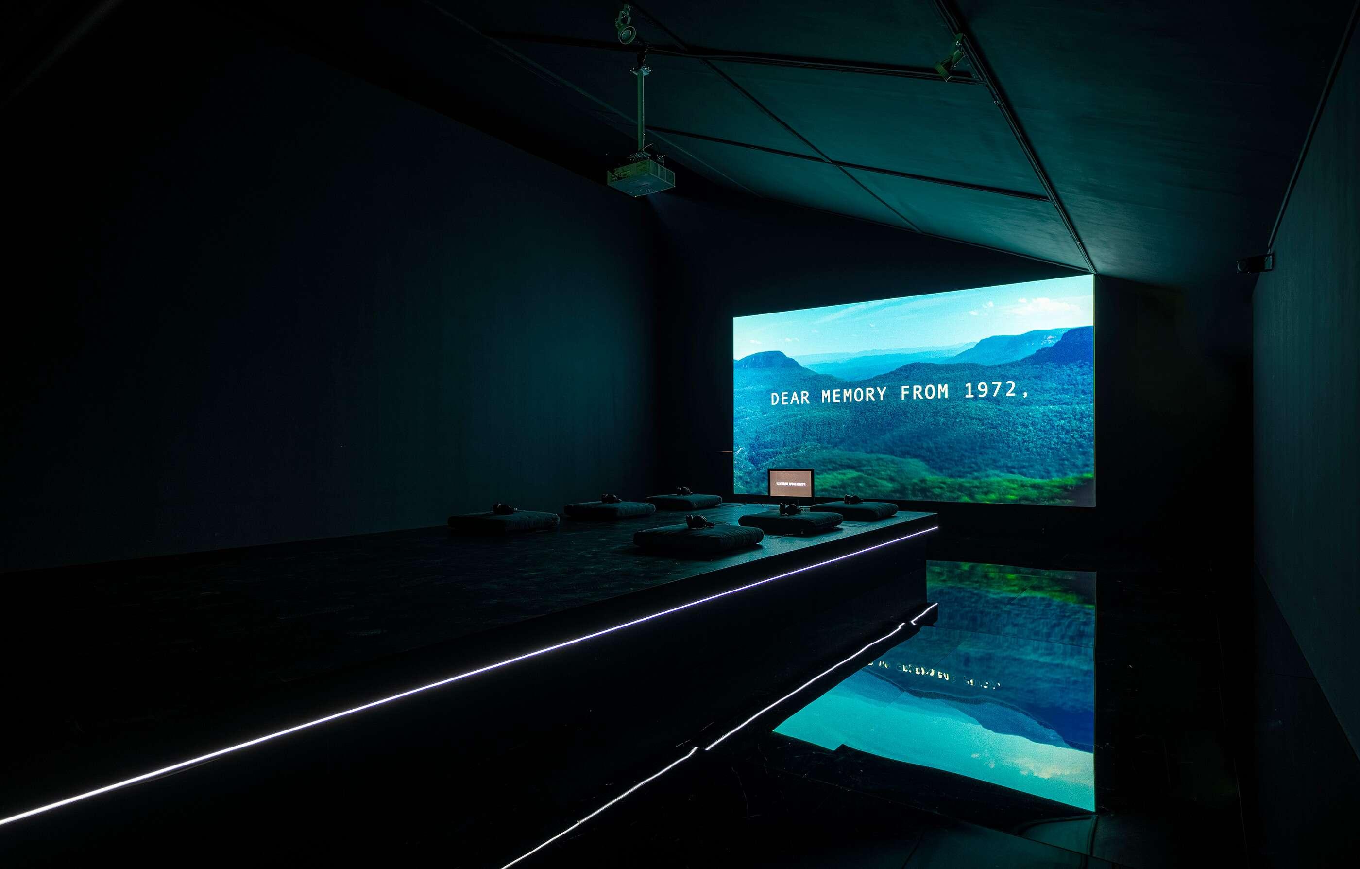 Cécile-B-Evans-What-the-Heart-Wants-2016-Exhibition-No-Space-Just-a-Place-Daelim-Museum-Seoul-2020