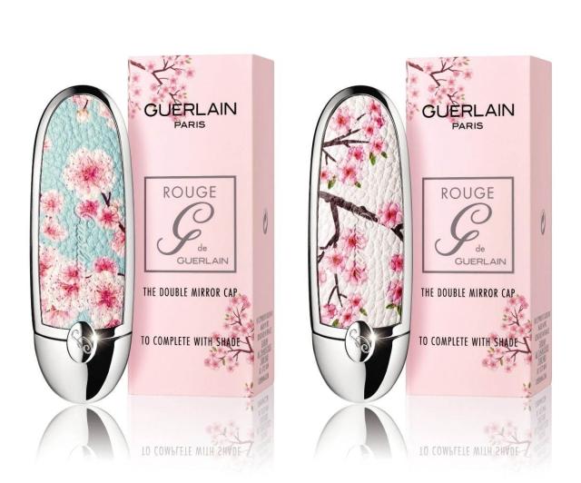 Guerlain Rouge G Cherry Blossom