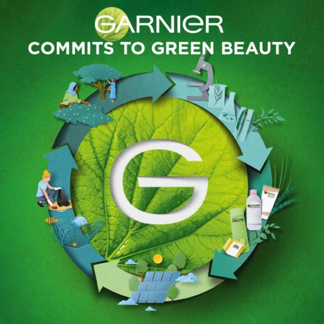 Garnier-Commits-to-Green-Beauty