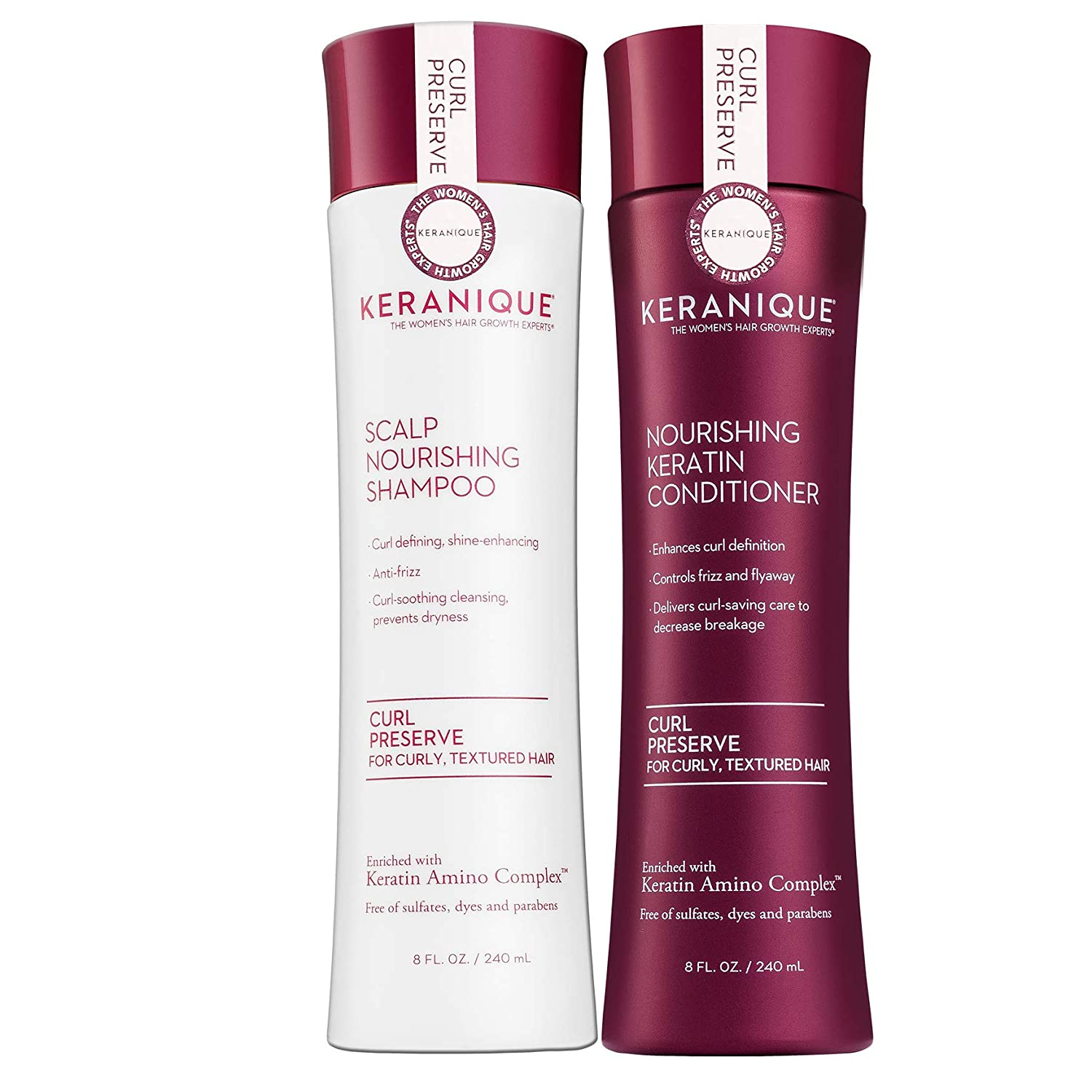 Keranique-Curl-Preserve-Scalp-Nourishing-Shampoo-Conditioner